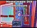 Home-made DIY Background!