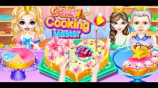 Cake Cooking Master