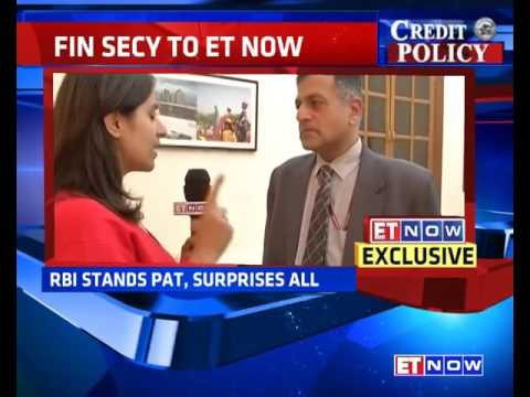 Status Quo By RBI | In Conversation With Finance Secretary