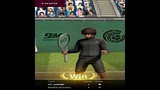 Ultimate Tennis : Grass Oceania : Open Miner Semifinal [Android Game]  Youtube