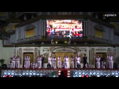 Acrobatic Martial Art Drama Arena 588 - DA 5 2014