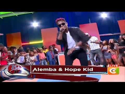 Alemba & Hope Kid Live #10Over10