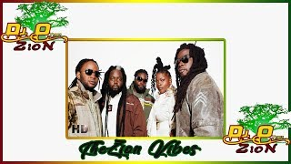 Visions One Riddim Ft Morgan Heritage, Rebelion ✶Re-Up PromoMix April 2018✶➤S.D.M By DJ O. ZION