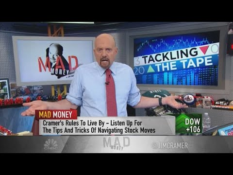 Jim Cramer: Look for something 'unusual' to foreshadow a stock's direction