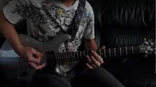 Bullet For My Valentine - Hand Of Blood Cover w/Solo and TABS
