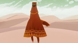 Journey PS4: First 22 Minutes