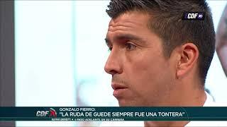 Gonzalo Fierro habló de su salida de Colo Colo en Código Camarín