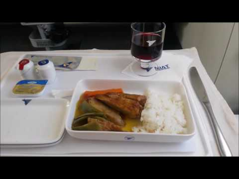 Trip report MIAT Mongolian Business class ULN-FRA