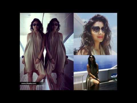 Shriya Saran Enjoying Summer Vacation In Maldives