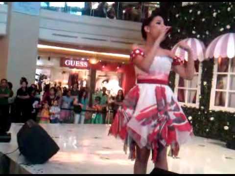 angel at mall taman anggrek - cinta untuk mama medley bahasa kalbu.3GP