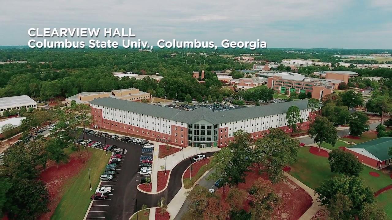 Clearview Hall At Columbus State University Columbus Ga