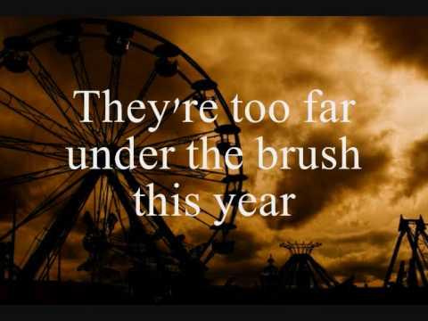 Chris Garneau - Dirty Night Clowns with lyrics