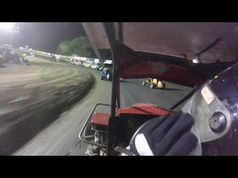 Port City Raceway 10-05-19 Bre A-Feature - Sportsman Class - 2nd Night of Rujo Rumble