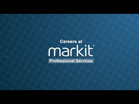 Careers at Markit | Professional Services