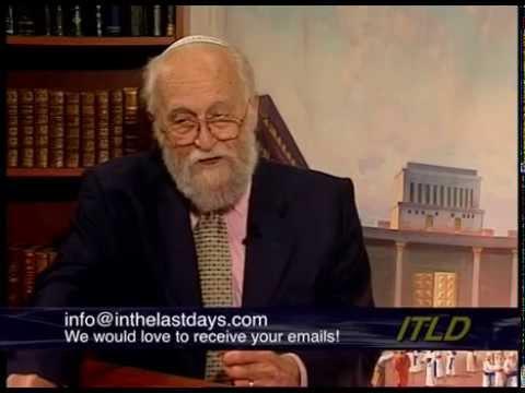 In The Last Days TV Programme 104  Rabbi Eliezer Ben Yehuda