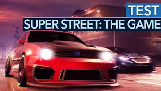 Super Street: The Game Gameplay