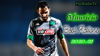 Mauricio | Best Actions (2020/21)