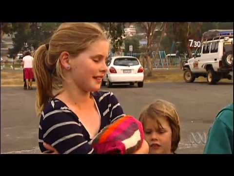 Dunalley Family Shares Amazing Story Of Surviving Tasmania's Bushfire