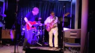 Julio Fernandez Guitar,Miguel del Valle Bass,Mike Di Lorenzo keys,R...