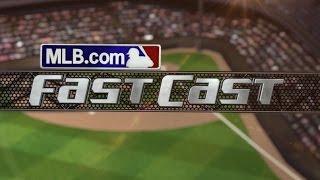 10/15/16 MLB.com FastCast: Cubs slam Dodgers