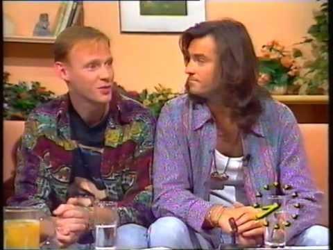 Wet Wet Wet - Interview - Marti Pellow & Tommy Cunningham - TV-am - 1991