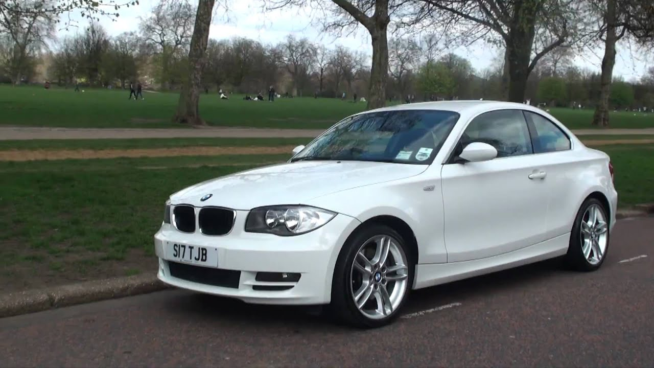 shmee150 39 s bmw 123d se coupe e82 alpine white in hyde park. Black Bedroom Furniture Sets. Home Design Ideas