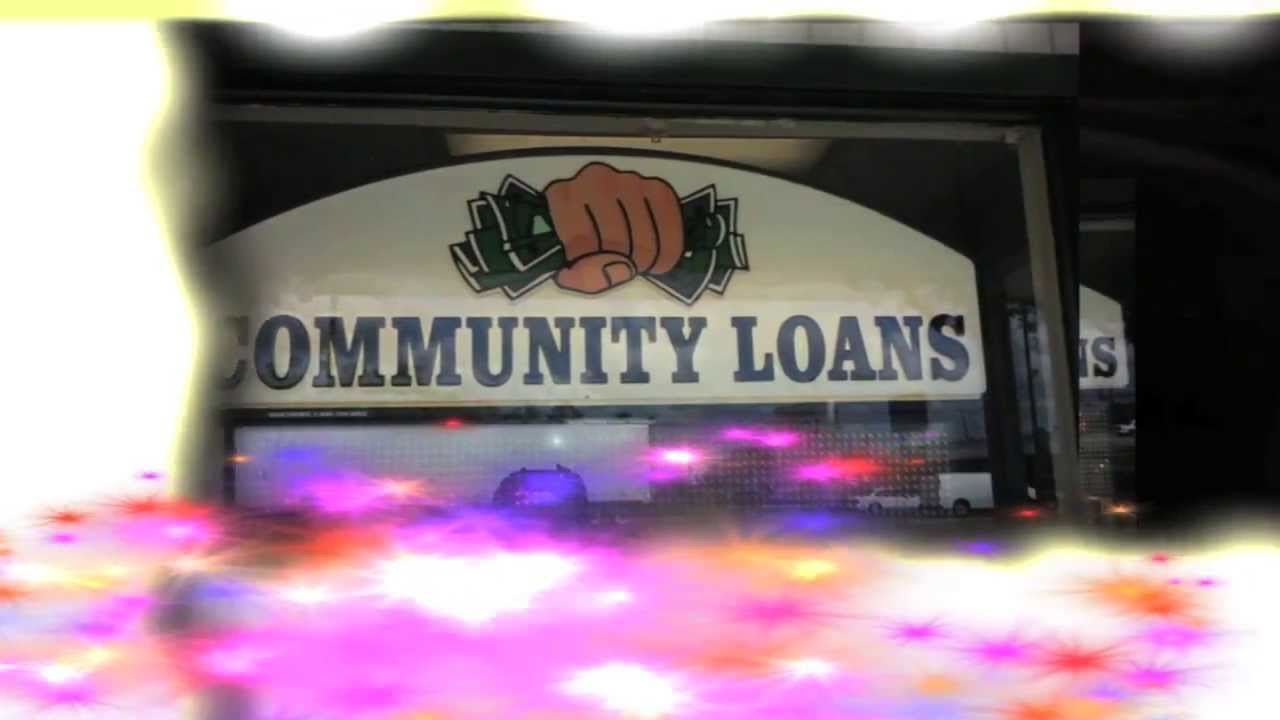 Community Loans Incorporated - 985 542-1581