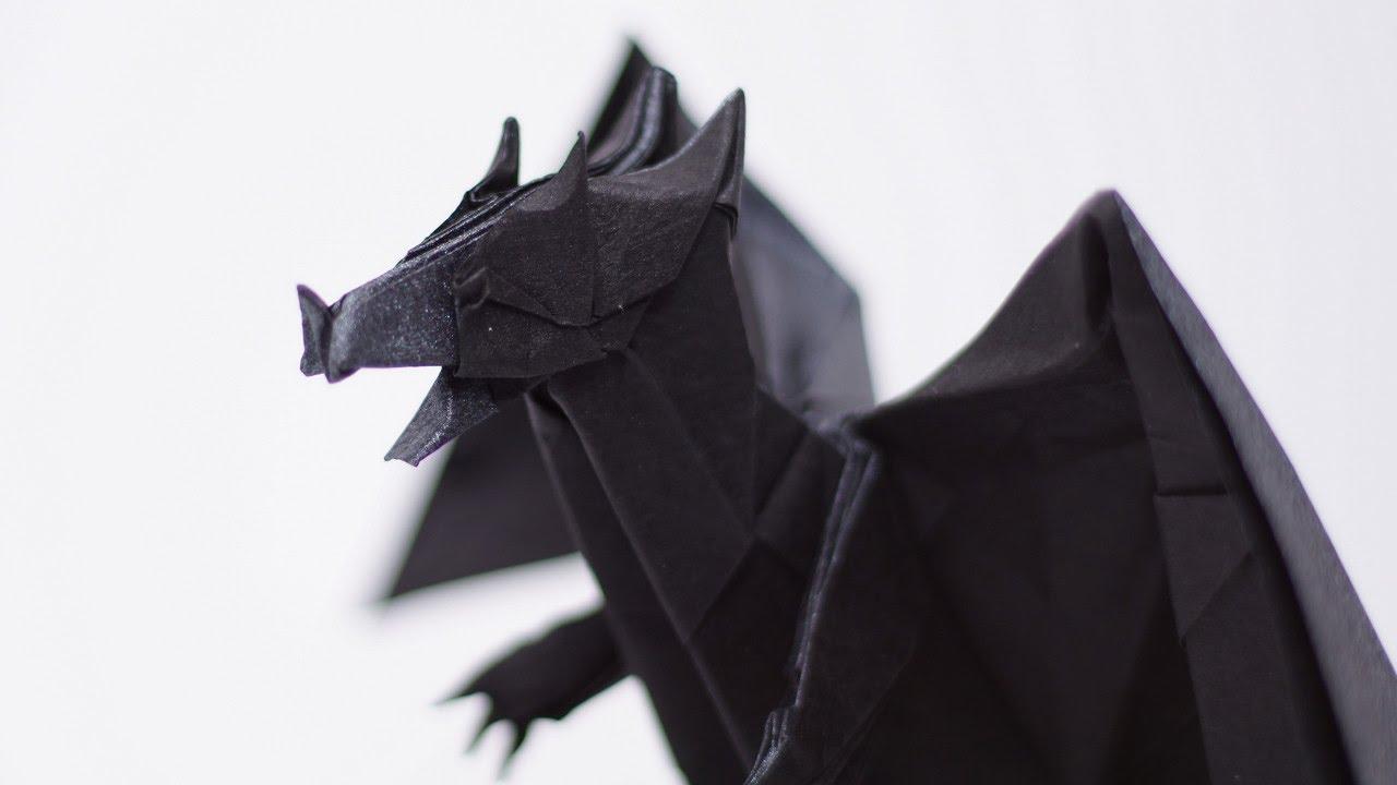 Origami Devil Dragon Jo Nakashima