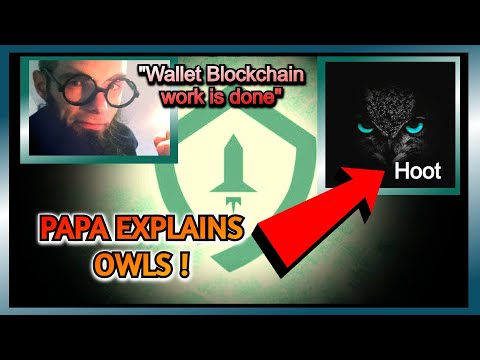 SAFEMOON PAPA REVEALS OWLS! TALKS SAFEMOON WALLET BLOCKCHAIN WORK DONE! SAFEMOON PRICE GOING UP!