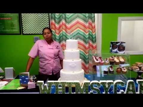 Whimsy Cakes Audition for Cake Wars; Including Bloopers!
