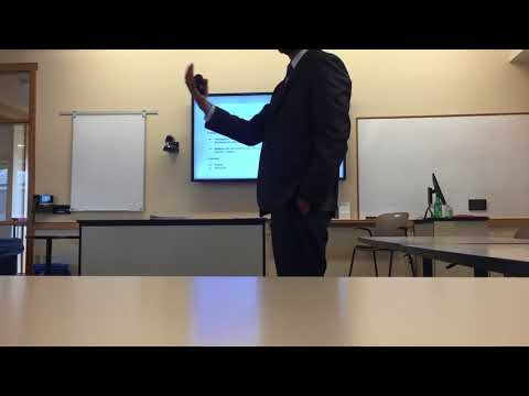 Doctoral Research Project Defense