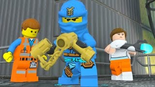 LEGO Dimensions - All Collectibles - Portal 2 Adventure World (Wave 1)