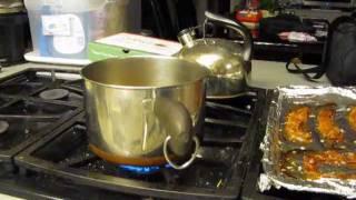 Cajun Beef Pot Roast , Rice & Gravy With Crowder Peas