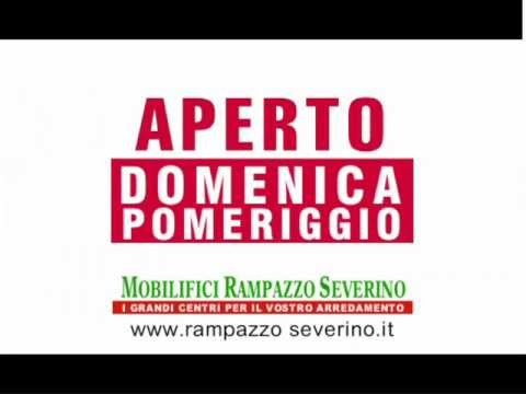 Da Mobilifici Rampazzo Severino è APERTO LA DOMENICA! - YouTube