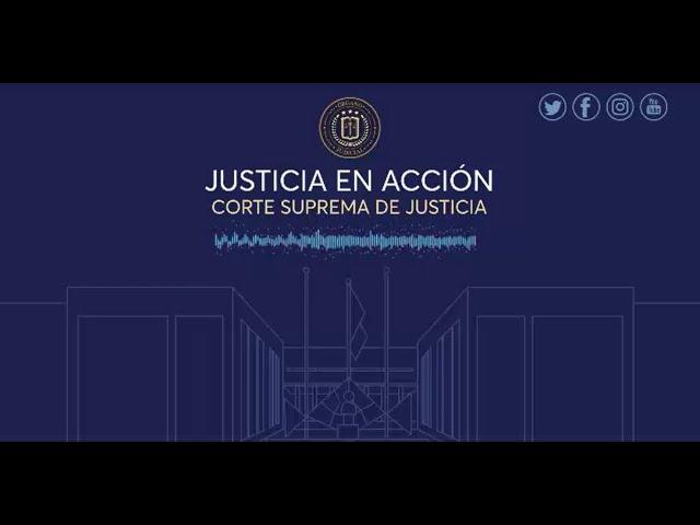 Justicia en Acción 184-2021 del 12.10.2021