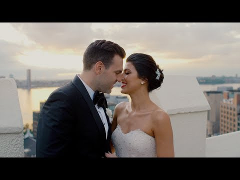 Our First Wedding Filmed on the GH5 – Nick and Alessandra's New York Wedding Teaser in 4K