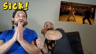 Tony Jaa Fight Scene Ong Bak 1 [REACTION]