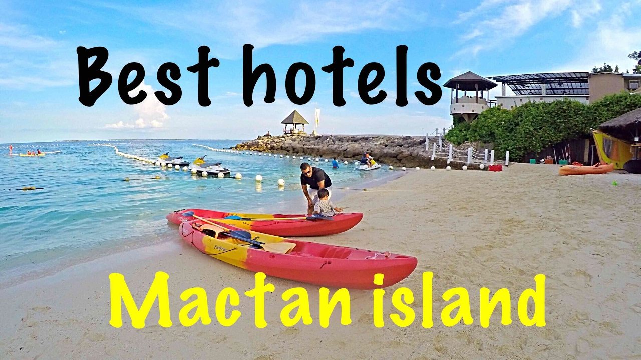 Famous 5 Star Hotels In Mactan Island Best Cebu Philippines Travel Vlog