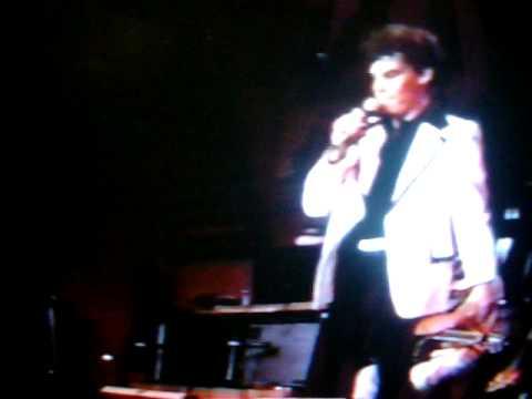 Steve McIntyre   1992 talent elvis talent show