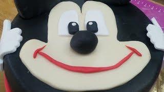 Mickey Mouse - tort Myszka Miki