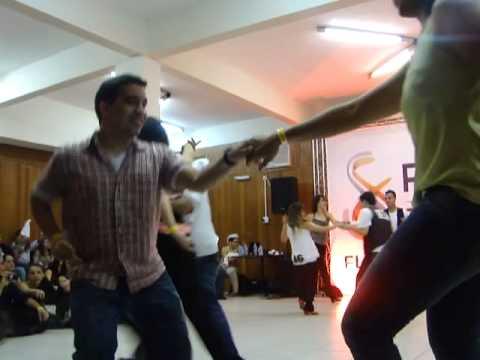 J&J Intermediário - Preliminares 3a. musica - Floripa Summer Swing 2012