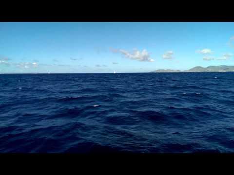 Saint Martin - August 2015 - Catamaran to Prickly Pear Island