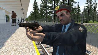 Приколы в GTA 4: Криминальная Россия #1