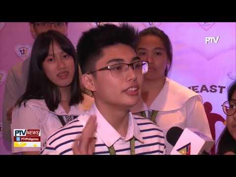 Talento sa film making, ipinamalas ng mga kalahok ng South East Asian Prix Jeunesse Festival