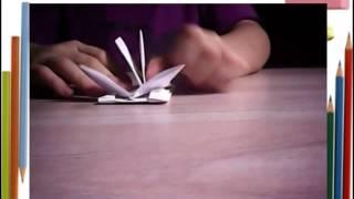 как сделать из бумаги танк , мощьный танк сделаем из бумаги