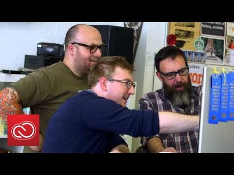 How does Adobe Typekit help the pros with their work?  | Adobe Creative Cloud