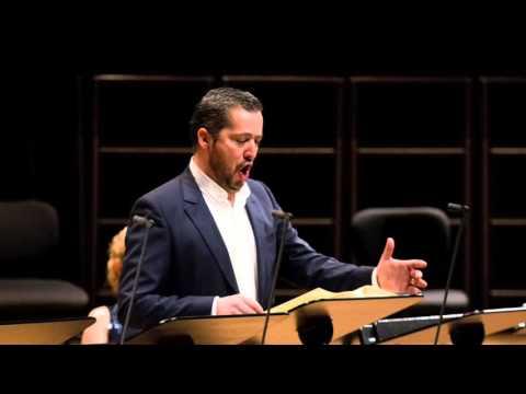 "Christian Senn - Mozart: ""Hai già vinta la causa / Vedrò mentre io sospiro"" (Le Nozze di Figaro)"