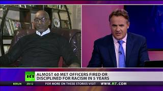 Former Met Police superintendent speaks on racism in the force