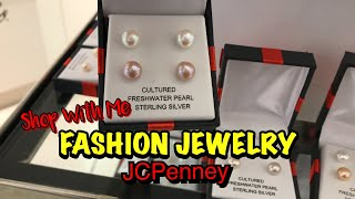 JCPenney SHOP WITH ME For Fashion Jewelry