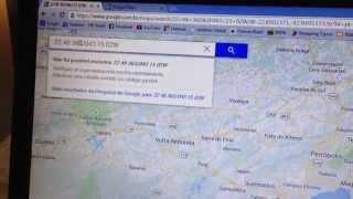 Como procurar coordenadas no Google Maps? Free HD Video
